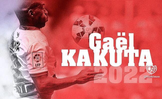 Officiel: Kakuta ne continuera pas à Amiens, et signe en Liga