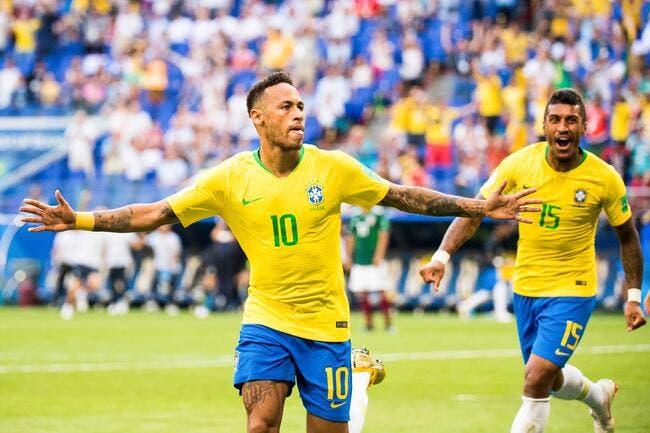 PSG: 49 ME par an, l'offre du Real pour Neymar