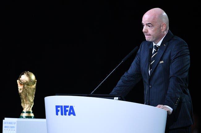 Quand et à combien? La FIFA dit tout sur le Mondial au Qatar