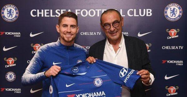 Mercato : Jorginho rejoint Sarri à Chelsea !