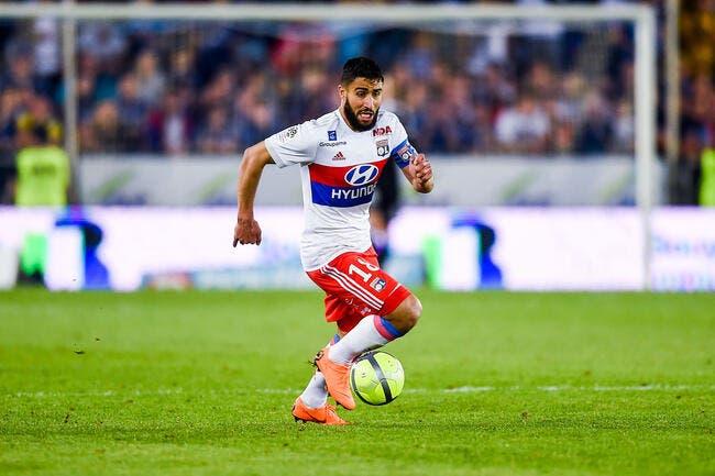 OL : Nabil Fekir va-t-il rester à l'OL ? Une réponse très floue !