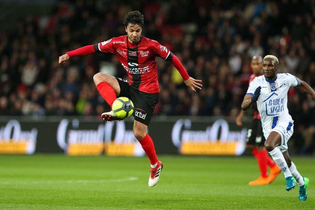 SRFC: Ben Arfa, Grenier… c'est le feu d'artifice au mercato pour Rennes !
