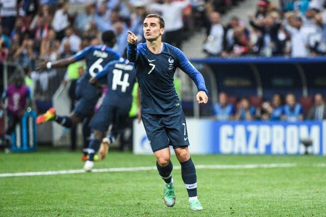 France - Croatie : Griezmann hésitait à faire une panenka