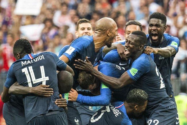 EdF : La folie s'empare de la France après le titre au Mondial !