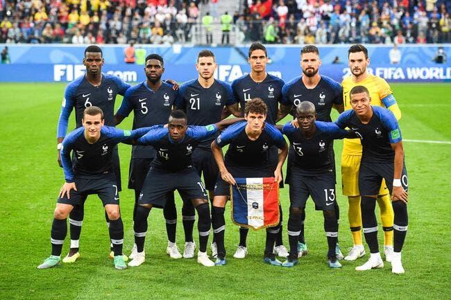 France - Croatie : Les compos (17h sur TF1 et beIN 1)
