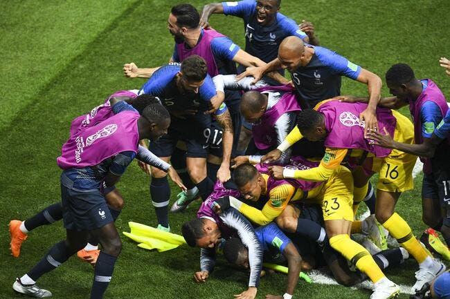 La France est championne du monde — Coupe du monde