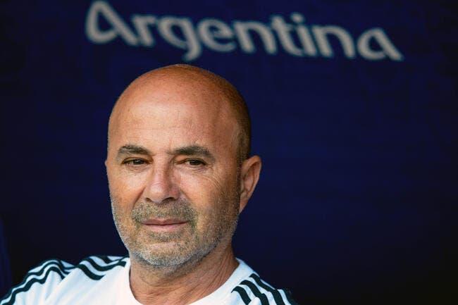 Officiel : L'Argentine vire Jorge Sampaoli après le Mondial