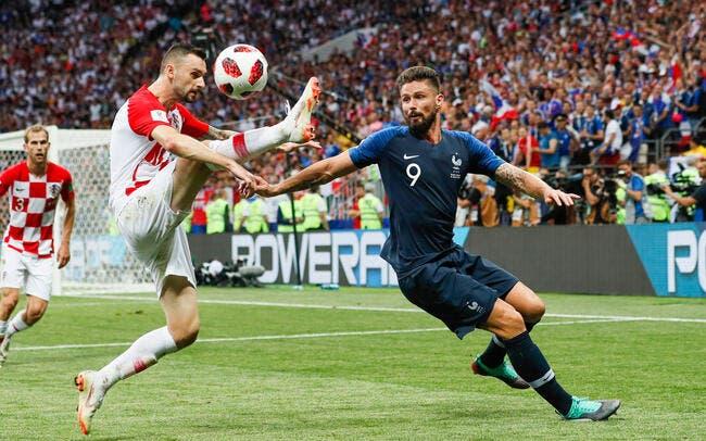 CdM : Pas d'accord avec Pierre Ménès, il voit Olivier Giroud meilleur joueur français
