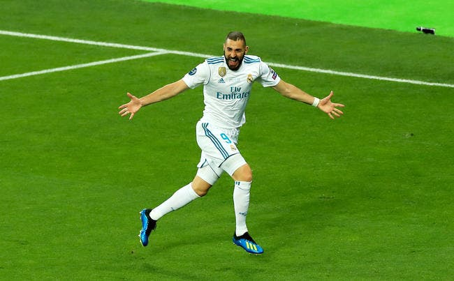 Mercato : Benzema refuse de quitter le Real Madrid