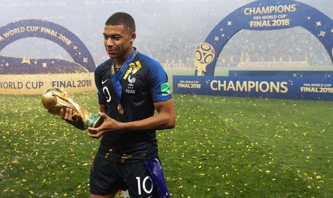 PSG : Mbappé futur Ballon d'Or, Dugarry l'annonce !