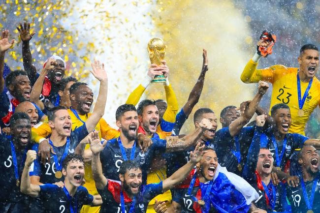 TV : Enorme audience sur TF1 mais pas de record pour France-Croatie