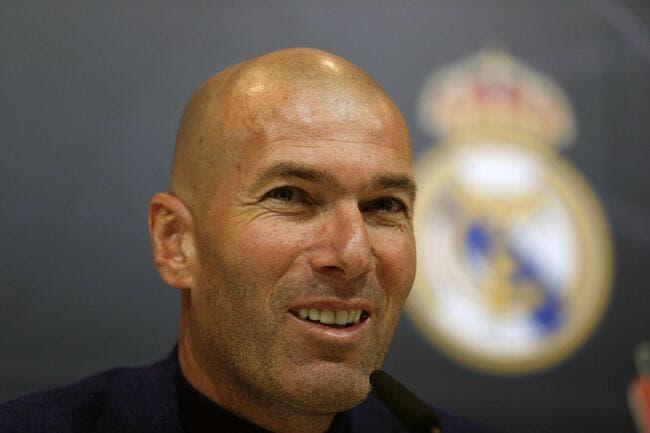 Enorme surprise, Zidane annoncé à la Juventus!