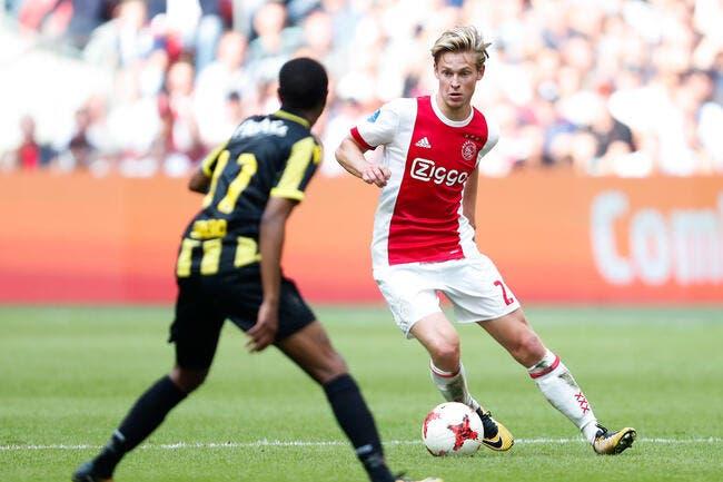 PSG : Paris veut faire la misère au Barça avec ce milieu de l'Ajax