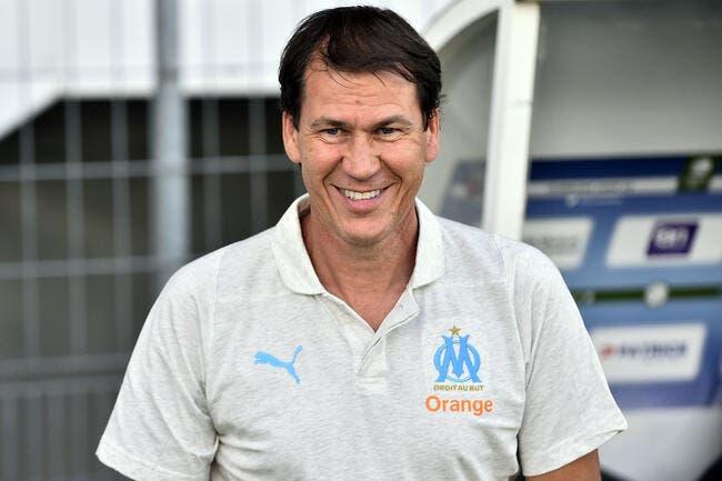 OM : Rudi Garcia confirme la venue de Caleta-Car à l'OM !