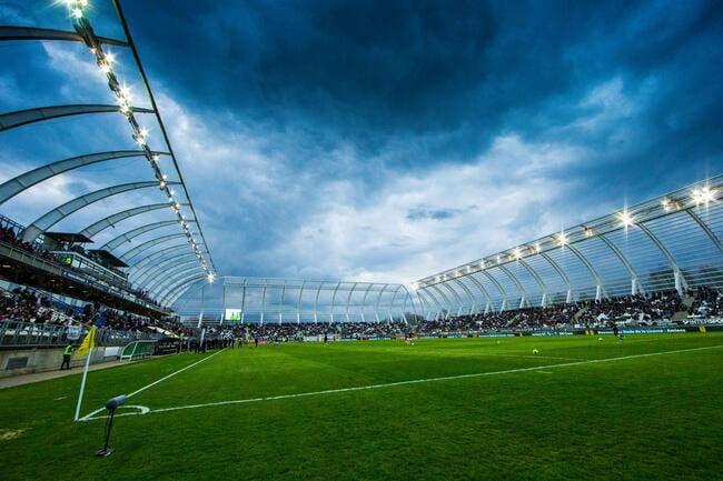 ASC: Le Stade Crédit Agricole débarque en L1