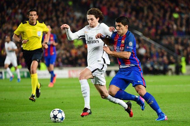 PSG: Le Barça demande à Rabiot d'aller au clash