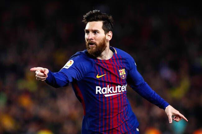 PSG: Messi veut un joueur du PSG, et ce n'est pas Rabiot