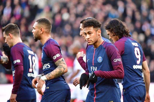 PSG: Neymar n'est plus intouchable à Paris, seul Al-Khelaïfi le défend