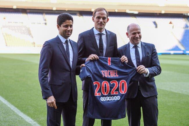 PSG : Tuchel et la méthode Dortmund à Paris, «il va s'en sortir»