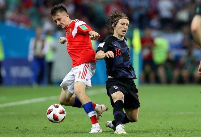 ASM : Monaco frappe très fort et mise gros sur Golovin