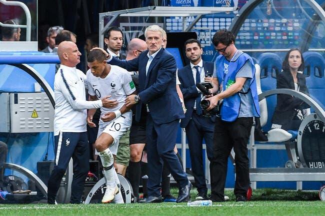 EdF : Deschamps confirme qu'il reste coach des Bleus jusqu'en 2020 !