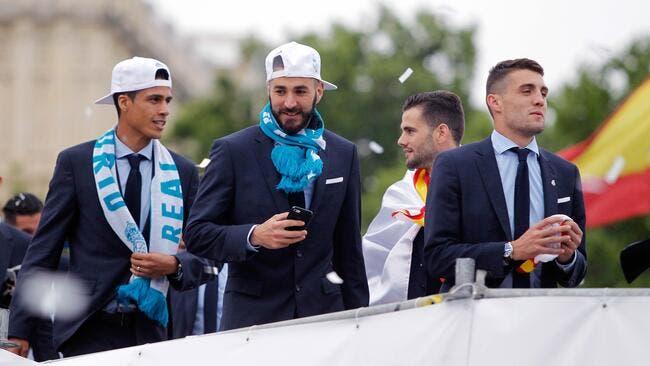 Mercato : Le clan Benzema débarque à Milan, discussions en cours