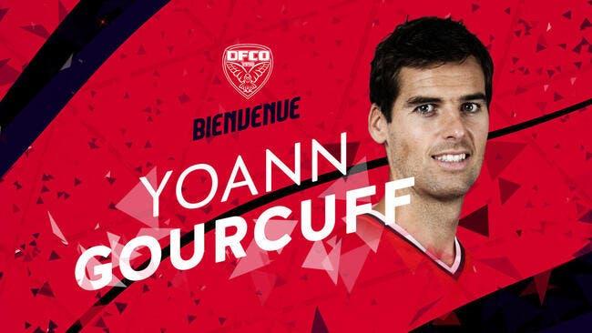 OFFICIEL : Yoann Gourcuff rebondit à Dijon