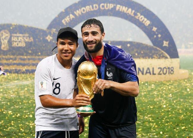 OL: Aulas a éloigné Fekir de l'Algérie, et il en est fier