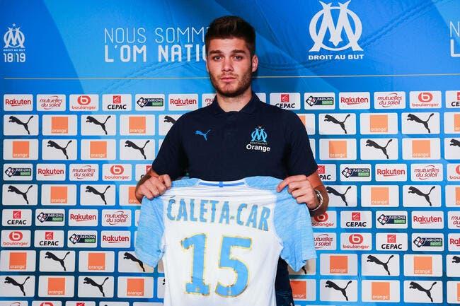 OM : Si Caleta-Car a signé, c'est aussi pour la furia du Vélodrome