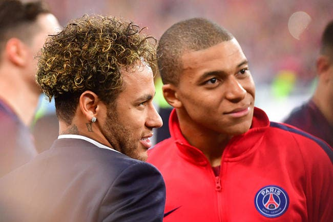PSG: Neymar jaloux de Mbappé ? Al-Khelaïfi s'étouffe