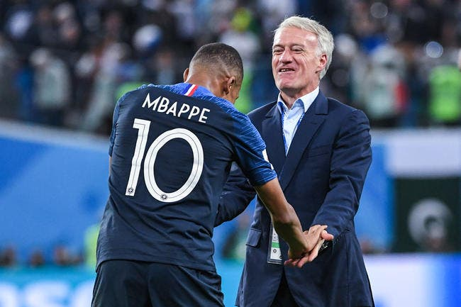 Ballon d'Or : Griezmann, Mbappé, Varane… Deschamps sent l'arnaque