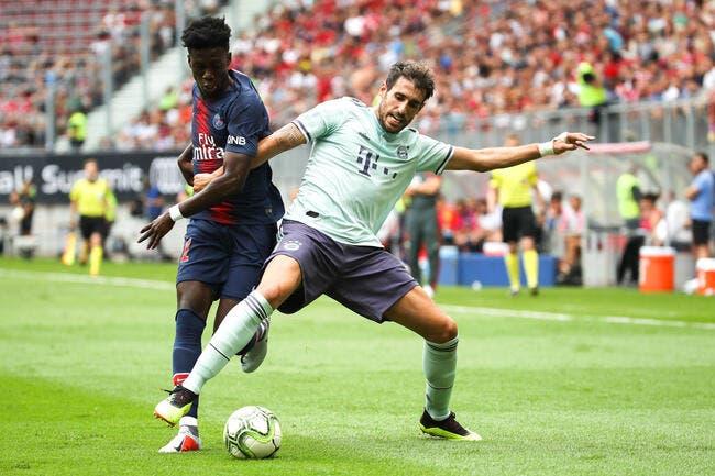 Le PSG s'incline sans surprise face au Bayern