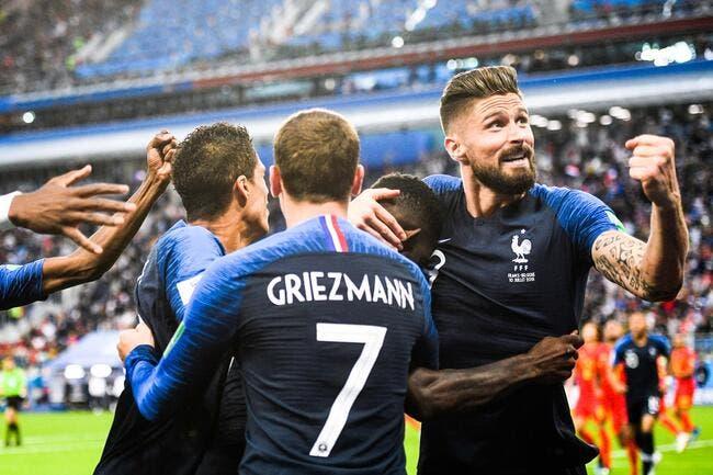 Mercato : Giroud avec Griezmann à l'Atlético?