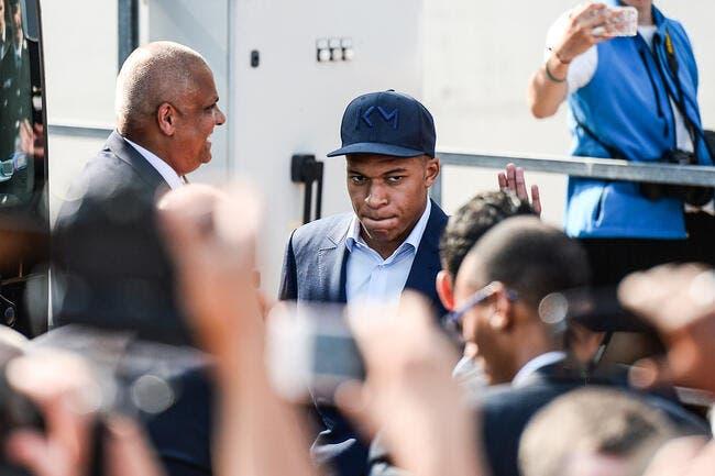 PSG: Mbappé est trop connu, il va changer de numéro