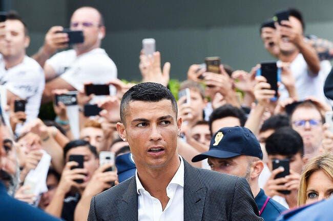Juve : Cristiano Ronaldo a un problème astronomique à régler