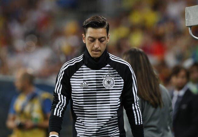 Officiel : Mesut Özil met un terme à sa carrière internationale