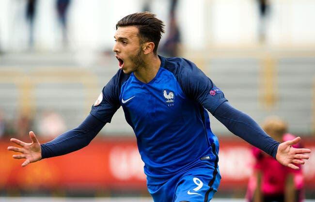 Euro U19 : La France cartonne l'Angleterre et défiera l'Italie