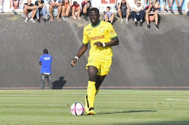 FCN : Nantes reçoit une offre de 10 ME pour son meilleur joueur !