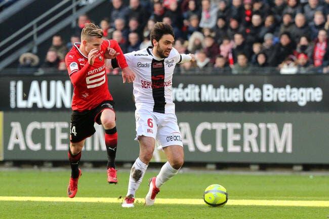 L1 : Clément Grenier présenté mardi par le Stade Rennais