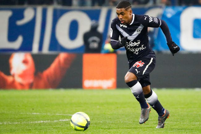 Officiel : Malcom quitte Bordeaux et signe à l'AS Rome !