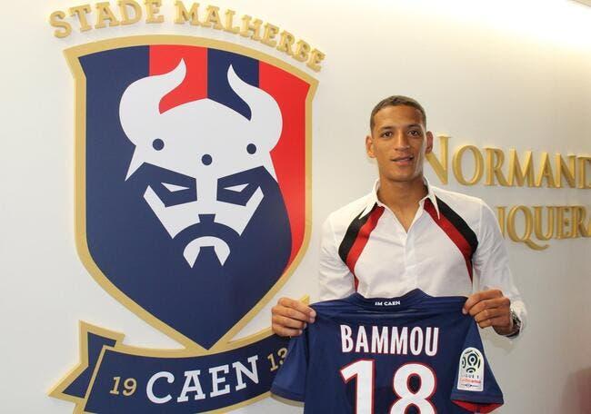 Officiel : Bammou quitte Nantes et signe 4 ans à Caen