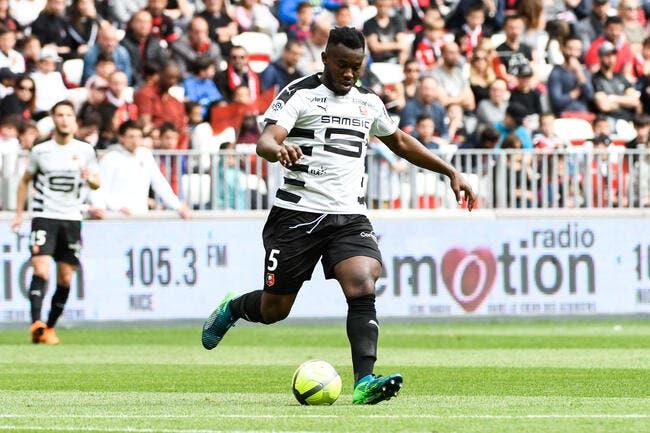 SRFC: Gnagnon, le départ qui fait mal à Rennes