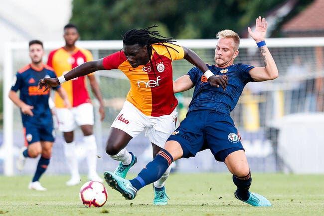 Un problème pour Bafé Gomis — Galatasaray