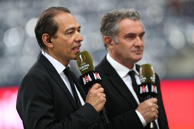 Médias: Double coup radio et télé au mercato pour Denis Balbir