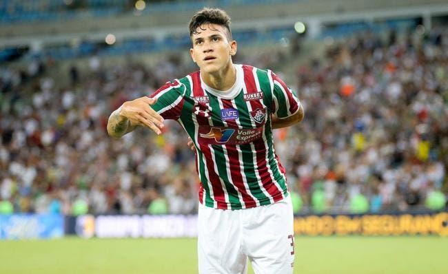 L1 - Bordeaux : Une offre pour Pedro (Fluminense)