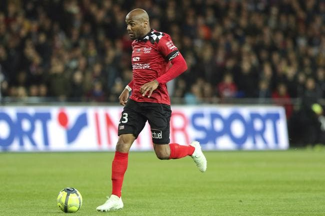 Jimmy Briand (Guingamp) :
