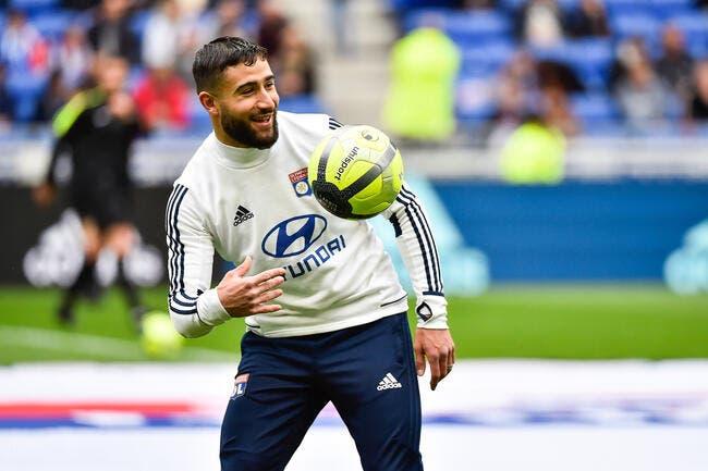OL : MacHardy supplie Nabil Fekir de rester à l'OL