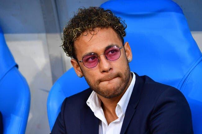 PSG : Neymar rejoint le PSG en Chine et pourrait jouer contre Monaco