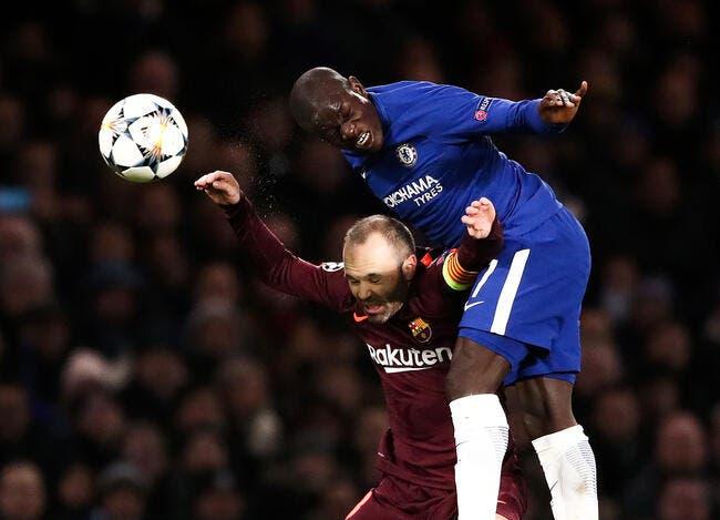 PSG : Kanté au PSG, un plan à 17ME déclenché par Chelsea !