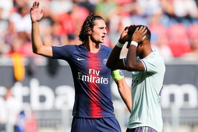 PSG : Un coup de théâtre de plus pour Adrien Rabiot ?